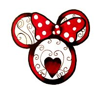Minnie Mouse by Jess Evans-Equeall