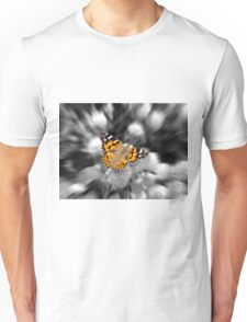 A Painted Lady  Unisex T-Shirt
