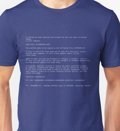 BSoD Unisex T-Shirt