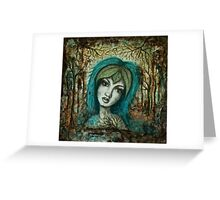 **Willow** Greeting Card