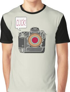Click Graphic T-Shirt