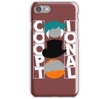 The Co-optional Podcast iPhone Case/Skin