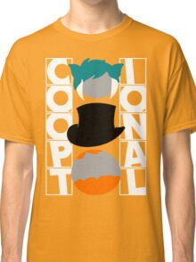 The Co-optional Podcast Classic T-Shirt