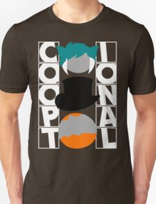 The Co-optional Podcast Unisex T-Shirt