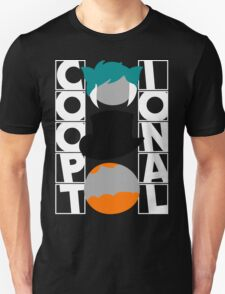 The Co-optional Podcast T-Shirt