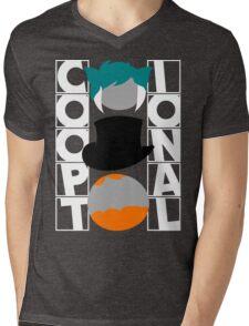 The Co-optional Podcast Mens V-Neck T-Shirt