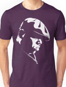 Biggie Stencil Unisex T-Shirt
