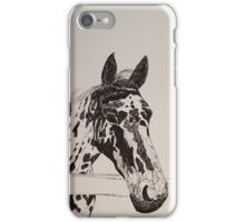 Mustang Sally  iPhone Case/Skin