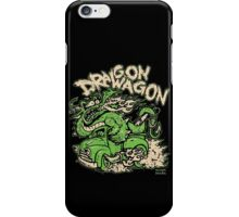 Dragon Wagon iPhone Case/Skin