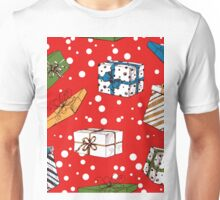 Chritmas pattern Unisex T-Shirt
