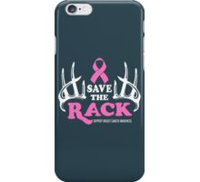 Save the Rack iPhone Case/Skin