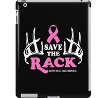 Save the Rack iPad Case/Skin
