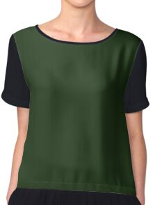 Green Tree - Christmas Limited Edition Chiffon Top