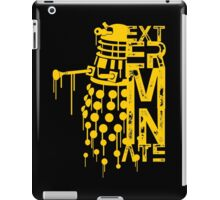 EXTERMINATE 2 iPad Case/Skin
