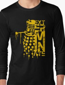 EXTERMINATE 2 Long Sleeve T-Shirt