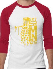 EXTERMINATE 2 Men's Baseball ¾ T-Shirt