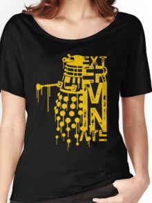 EXTERMINATE 2 Women's Relaxed Fit T-Shirt