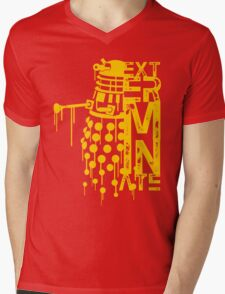 EXTERMINATE 2 Mens V-Neck T-Shirt