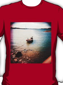 tämä on vene- this is a boat T-Shirt