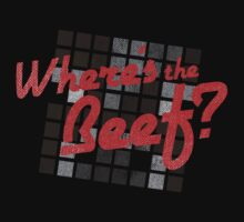 Where's the Beef? Baby Tee