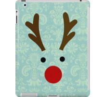 Reindeer design for Christmas iPad Case/Skin