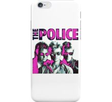 The Police iPhone Case/Skin