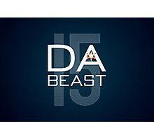 Da Beast Photographic Print