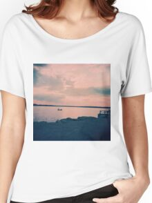peaceful Women's Relaxed Fit T-Shirt