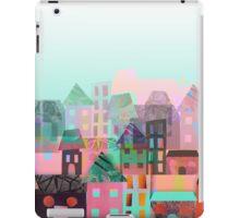 Paper town iPad Case/Skin