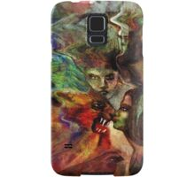 Kissing the Beast Samsung Galaxy Case/Skin
