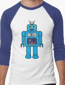 I AM ROBOT Men's Baseball ¾ T-Shirt