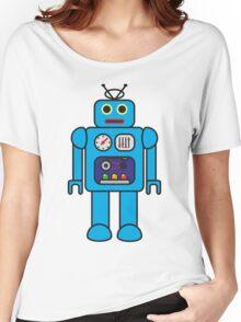 I AM ROBOT Women's Relaxed Fit T-Shirt