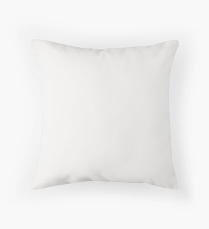 Winter White - Christmas Limited Edition Throw Pillow