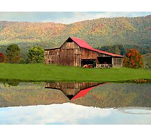 Fortune Barn Photographic Print