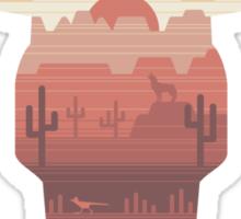 The Wild Road Sticker