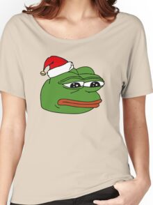 Christmas Pepe Women's Relaxed Fit T-Shirt