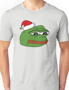Christmas Pepe Unisex T-Shirt