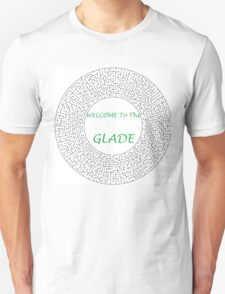 Welcome to the Glade Unisex T-Shirt