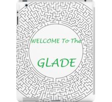 Welcome to the Glade iPad Case/Skin