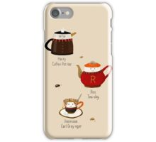 The Golden Tea-o iPhone Case/Skin