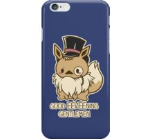 Good EEVEEning iPhone Case/Skin