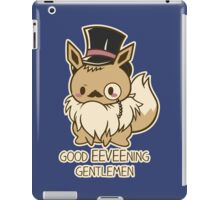Good EEVEEning iPad Case/Skin