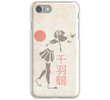 Thousand Crane iPhone Case/Skin