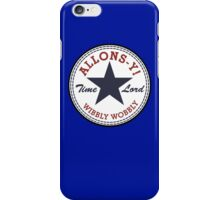 Allons - y iPhone Case/Skin