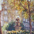 Quai de Valmy, Paris by Terri Maddock