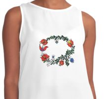 Folklore Contrast Tank