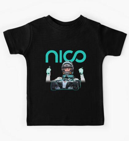 Go Nico formula 1 champion F1 Kids Tee