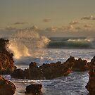 Rough Seas..... by GerryMac