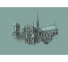 Notre-Dame de Paris Photographic Print