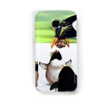 Christmas Penguin Samsung Galaxy Case/Skin